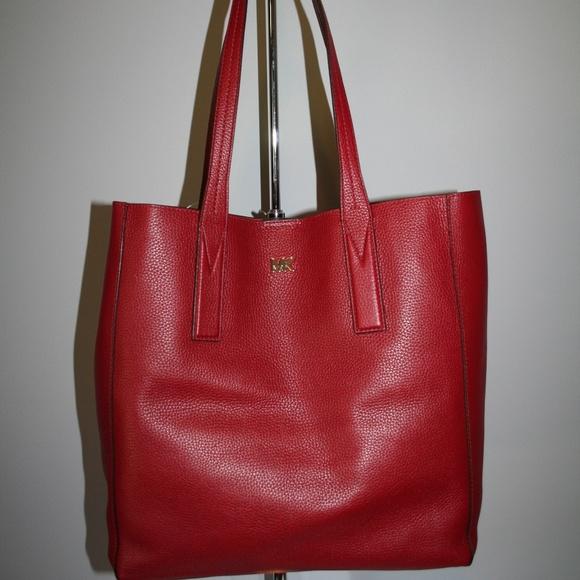 2584c81fd4440b Michael Kors Bags | Junie Large Tote Mushroom Leather | Poshmark